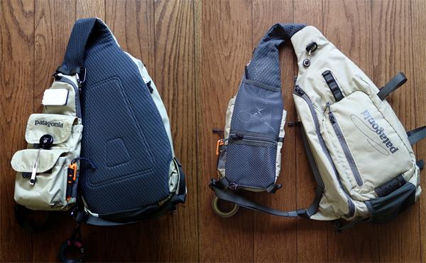 Patagonia の2014年の新製品「Vest Front Sling」