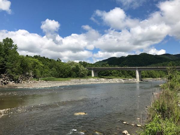 北海道の川