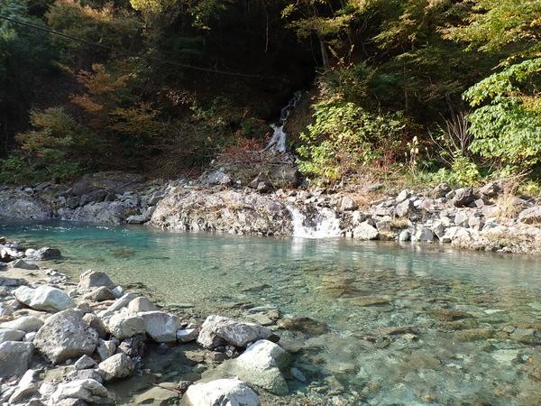 【釣行データ・番外編】2017年11月4日(土):うらたんざわ渓流釣場